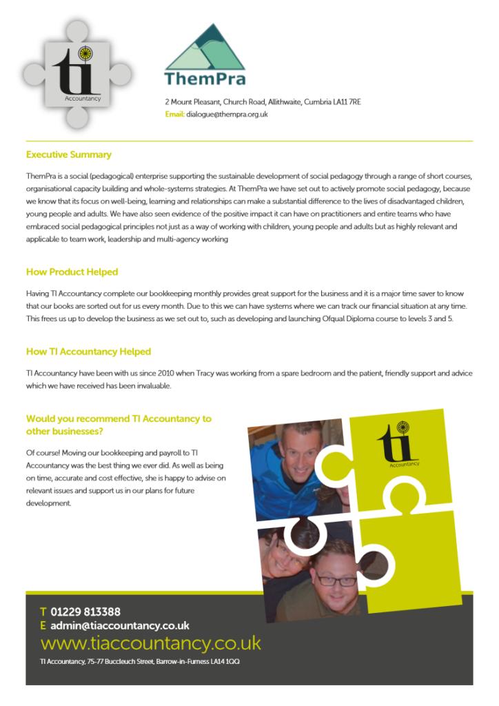 ThemPra - TI Accountancy Ltd.